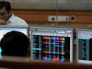 Sensex settles flat, Nifty ends at 10,576; Ashok Leyland tanks 10%