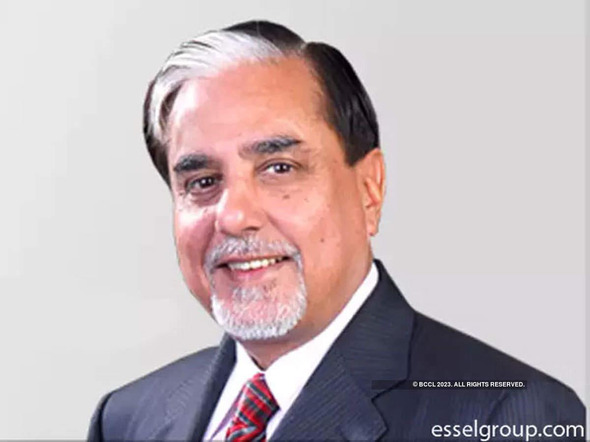 subhash chandra: Grains to media: How Subhash Chandra of ZEE
