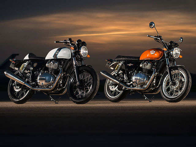 Here is the price list - Royal Enfield launches Interceptor