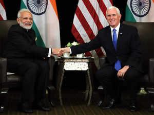 Mike-and-Modi-AFP