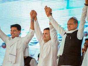Ashok Gehlot, Sachin Pilot will both contest in Rajasthan assembly elections