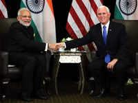 PM Modi urges US Defence industry to set up manufacturing base