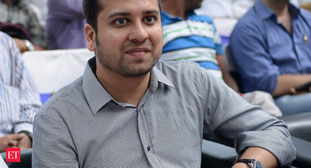 Binny Bansal learnt of probe findings from Walmart lawyers on Monday thumbnail