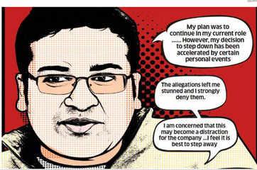 Binny Bansal: Once Flipkart's engine, now the kart runs without him