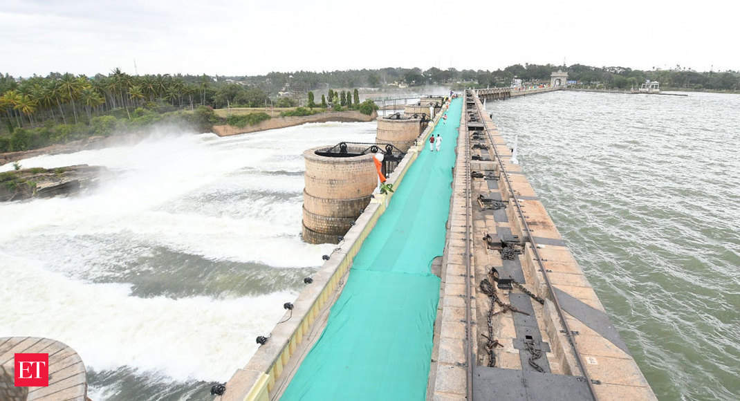 Karnataka joins statue race, to build 125 ft statue for Mother Cauvery thumbnail