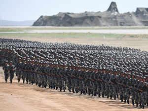 "China coercing India, Japan to exert its ""illegitimate"" influence : US report"