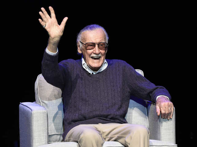 Emotions Love Graude Stan Lee S Last Message For Fans