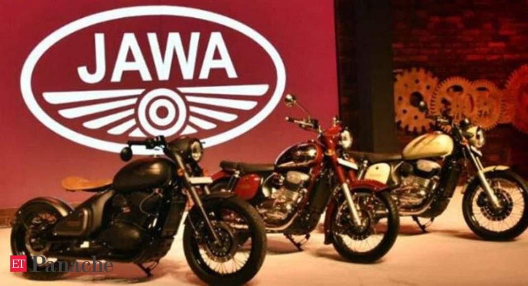 Jawa unveils 3 new motorcycles starting Rs 1 5 lakhs