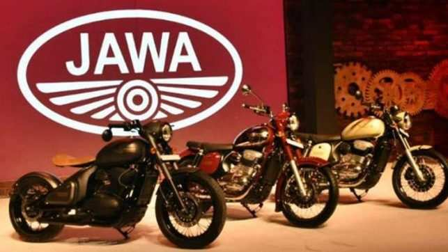 Jawa unveils 3 new motorcycles starting Rs 1.5 lakhs