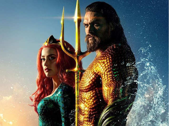 Loved Amber Heard in 'Aquaman' posters? Actress exercised for six months, five hours daily