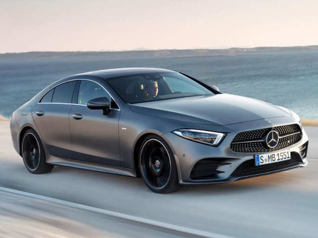 Mercedes Benz Launches Cls 300 D With Prices Starting At Rs 84 7