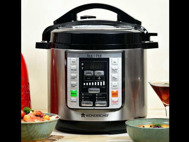 Wonderchef Nutri-Pot review: Smart electric cooker makes preparing food simpler