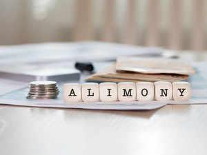 Alimony-getty