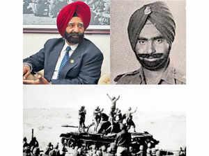 Brigadier Kuldip Singh Chandpuri: the heroic 'Border' man who defied Pakistani tanks