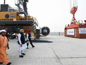 India's watershed moment: A snapshot of the country's first multi-modal river port