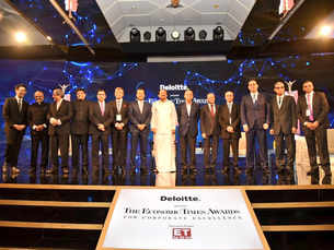 Oscars of India Inc: Economic Times Awards for Corporate Excellence 2018