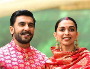 Deepika-Ranveer are back in Mumbai; fans can't keep calm