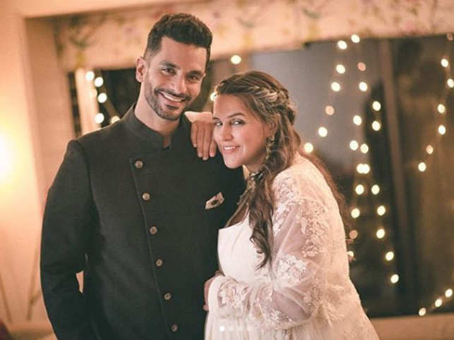 Neha Dhupia, Angad Bedi welcome baby girl, Bollywood showers love and blessings