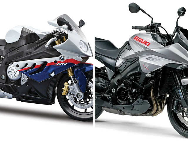 BMW S 1000 RR, Suzuki KATANA: Hottest motorcycles that will get your heart racing