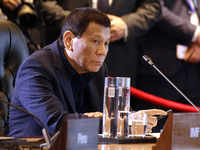 ANALYSIS-Two years after Philippines' pivot, Duterte still waiting on China dividend