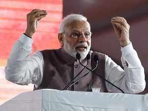 Gurugram: PM Modi inaugurates KMP Expressway, attacks Congress over delay