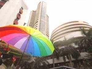 Sensex jumps 318 points, Nifty tops 10,750 level