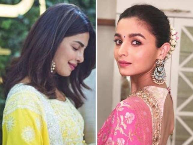 Priyanka Chopra, Alia Bhatt