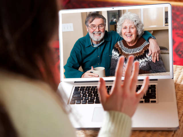 Stay in touch: Video chatting with older adults may lower risk of depression