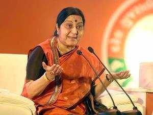 Sushma Swaraj not to contest 2019 Lok Sabha polls due to health reasons