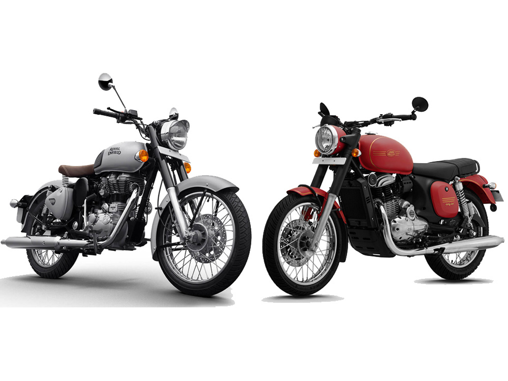 Jawa, the old horse, is back in the race. But nostalgia alone won't take it to the finish line before Royal Enfield.