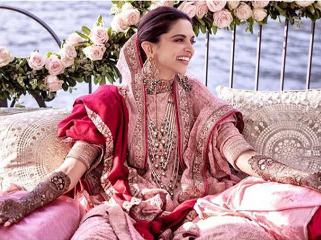 Fashion Files: Deepika Padukone, Ranveer Singh's Style ...