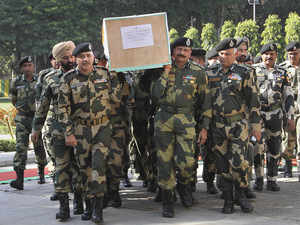 Nearly 400 paramilitary personnel killed in action in 2015-17: MHA