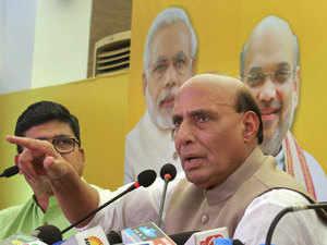 Rajnath---PTI