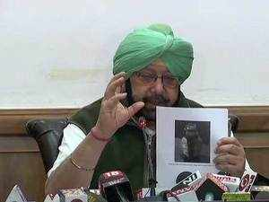 One accused arrested; Pak's ISI behind Amritsar attack: CM Amarinder Singh