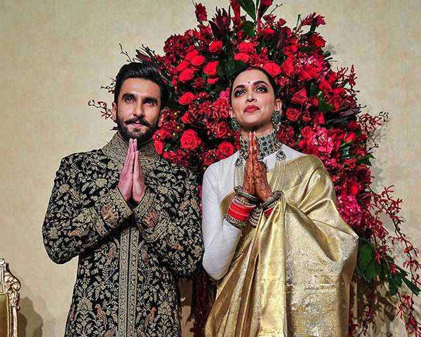 Watch Glimpse Of Deepika Ranveers Wedding Reception In Bengaluru