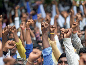 Ola, Uber strike: Trade unions see delivery boys, drivers as
