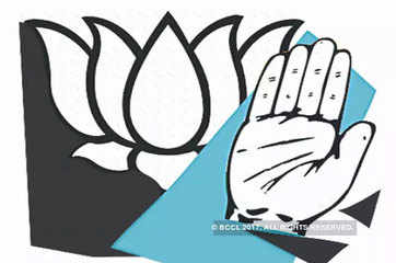 BJP talks of river water for all, Congress rakes up mining issue