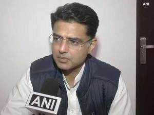 People in Rajasthan want to get rid of Raje's govt, says Sachin Pilot