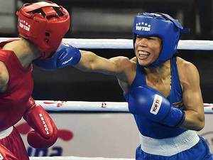 Mary Kom storms into Women's World Boxing Championships final