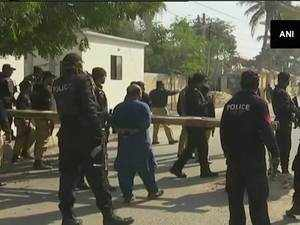 Karachi attack: Terror attack on Chinese consulate in Karachi foiled