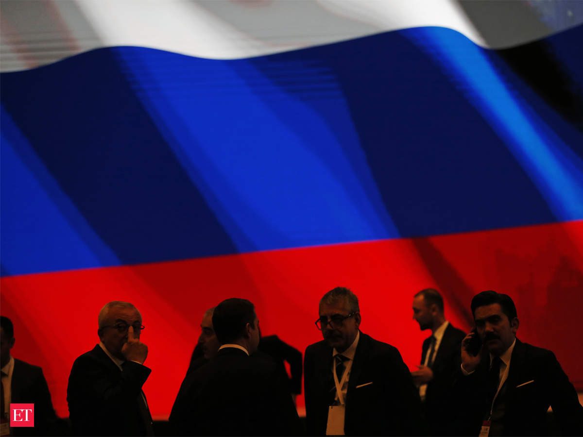 Russia, stung by intelligence leaks, plans to tighten data protection images