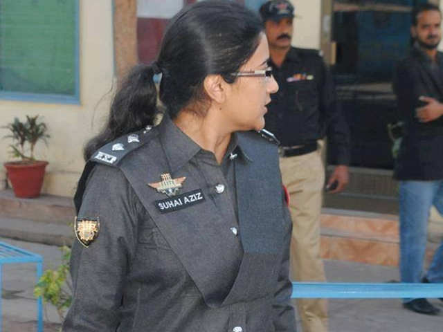 Here is how this Karachi woman police officer foiled a terrorist
