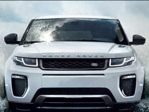 Tata-owned JLR launches new luxury SUV- Range Rover Evoque