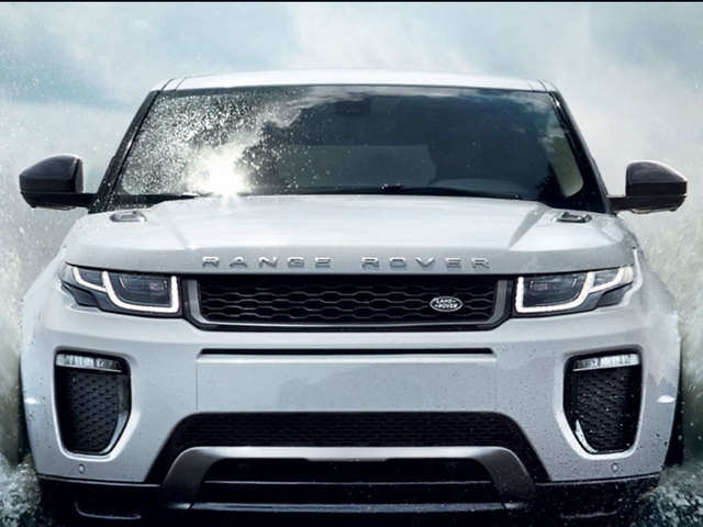 Who Owns Land Rover >> Tata Owned Jlr Launches New Luxury Suv Range Rover Evoque New