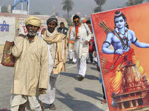 BJP's youth wing develops 'Ram dhun' to create positive vibes