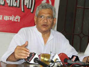 BJP seeks votes in Lord Ram's name, needs to be stopped: Sitaram Yechury