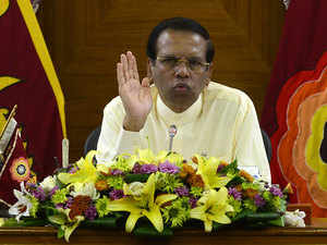Sri Lankan Prez vows never to reappoint ousted premier