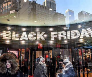 Black Friday in 1869 led to gold hoarding, Wall Street crash