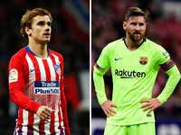 Dr D's column: Lionel Messi, Antoine Griezmann, and who should play second fiddle