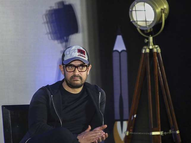 Aamir Khan takes the BLAME for Thugs Of Hindostans FAILURE